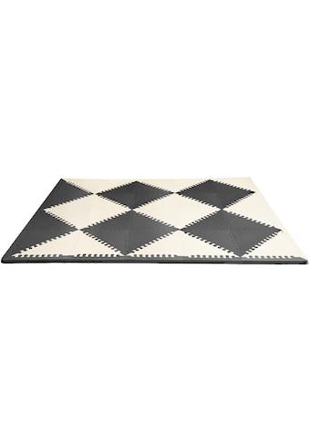 Skip Hop Spielmatte »Spielmatte Geo, dunkelgrau« kaufen