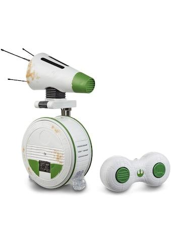 "Hasbro RC - Roboter ""Star Wars™ ferngesteuerter D - O, rollender elektronischer Droide"" kaufen"