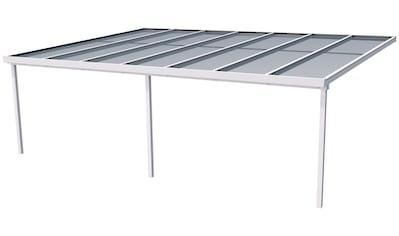 GUTTA Terrassendach »Premium«, BxT: 712x506 cm, Dach Acryl Klima blue kaufen