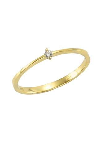 Orolino Ring »585/- Gelbgold Brillant« kaufen