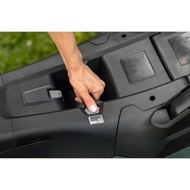 BOSCH Akku-Rasenmäher »Advanced Rotak 36-750«, 46 cm Schnittbreite, ohne Akku und Ladegerät