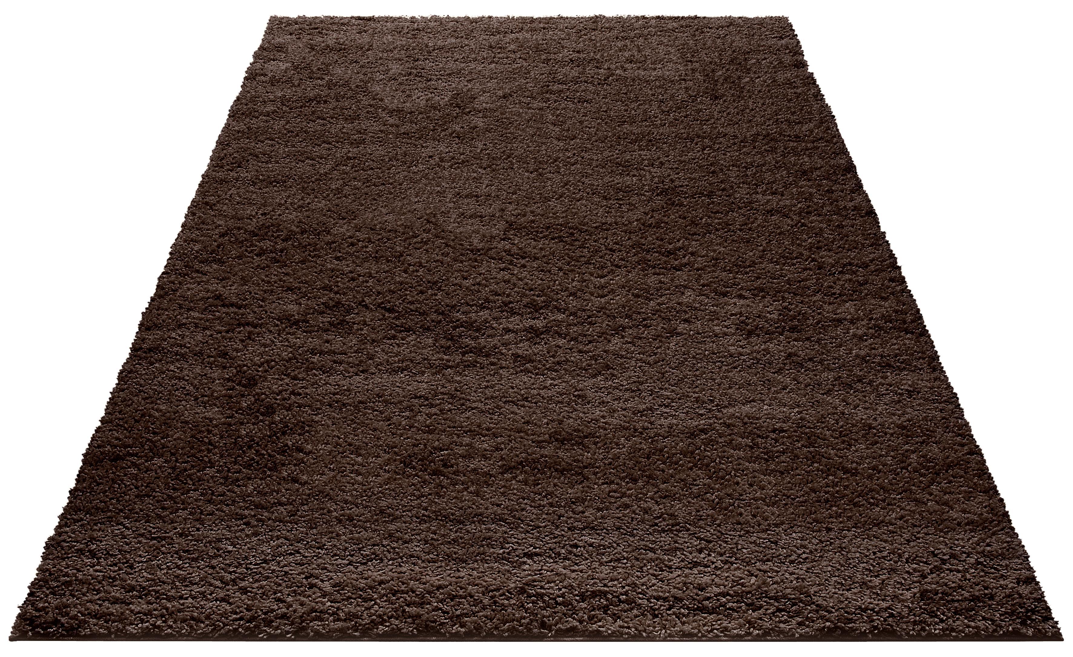 Hochflor-Teppich Bodrum my home rechteckig Höhe 30 mm maschinell gewebt