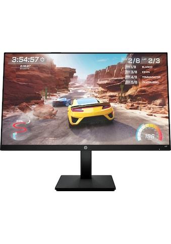 "HP Gaming-Monitor »X27«, 68,6 cm/27 "", 1920 x 1080 px, Full HD, 1 ms Reaktionszeit,... kaufen"