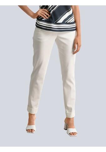 Alba Moda Bundfaltenhose, mit etwas höherem Formbund kaufen