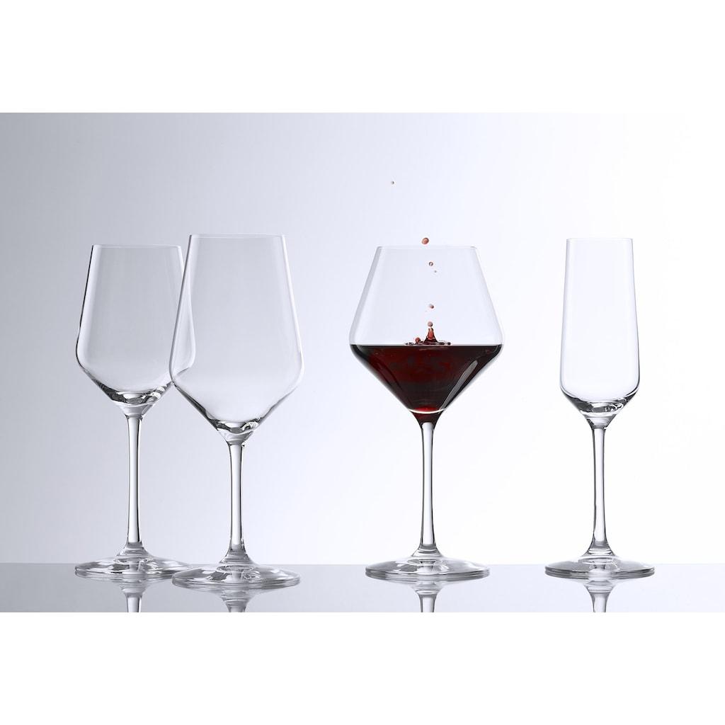 Stölzle Whiskyglas »REVOLUTION«, (Set, 6 tlg.), Maschinen-Zieh-Verfahren, 6-teilig