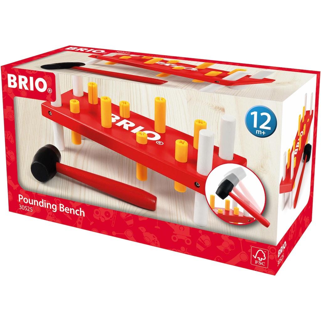 BRIO® Steckspielzeug, FSC®-Holz aus gewissenhaft bewirtschafteten Wäldern
