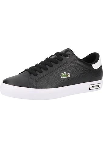 Lacoste Sneaker »Leder« kaufen