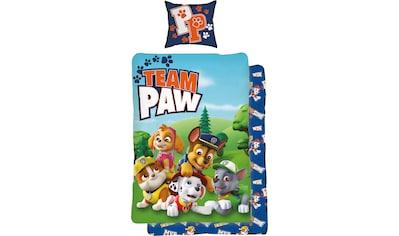 Kinderbettwäsche »Team Paw«, PAW PATROL kaufen