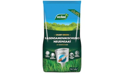 Westland Rasensamen »Smart Green Neueinsaat«, mit Startdünger, für ca. 160 m² kaufen