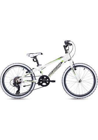 bergsteiger Mountainbike »Kansas«, 6 Gang, Shimano, Tourney RD-TY300 Schaltwerk, Kettenschaltung kaufen