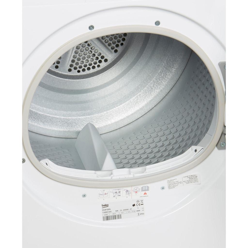BEKO Ablufttrockner »DV8120N«