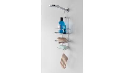 METALTEX Duschablage »Onda Duschboy«, 3 Etagen, Breite 18 cm kaufen