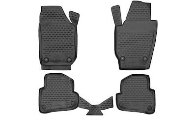 WALSER Passform - Fußmatten »XTR«, für Skoda Fabia BJ 2007  -  2014 kaufen