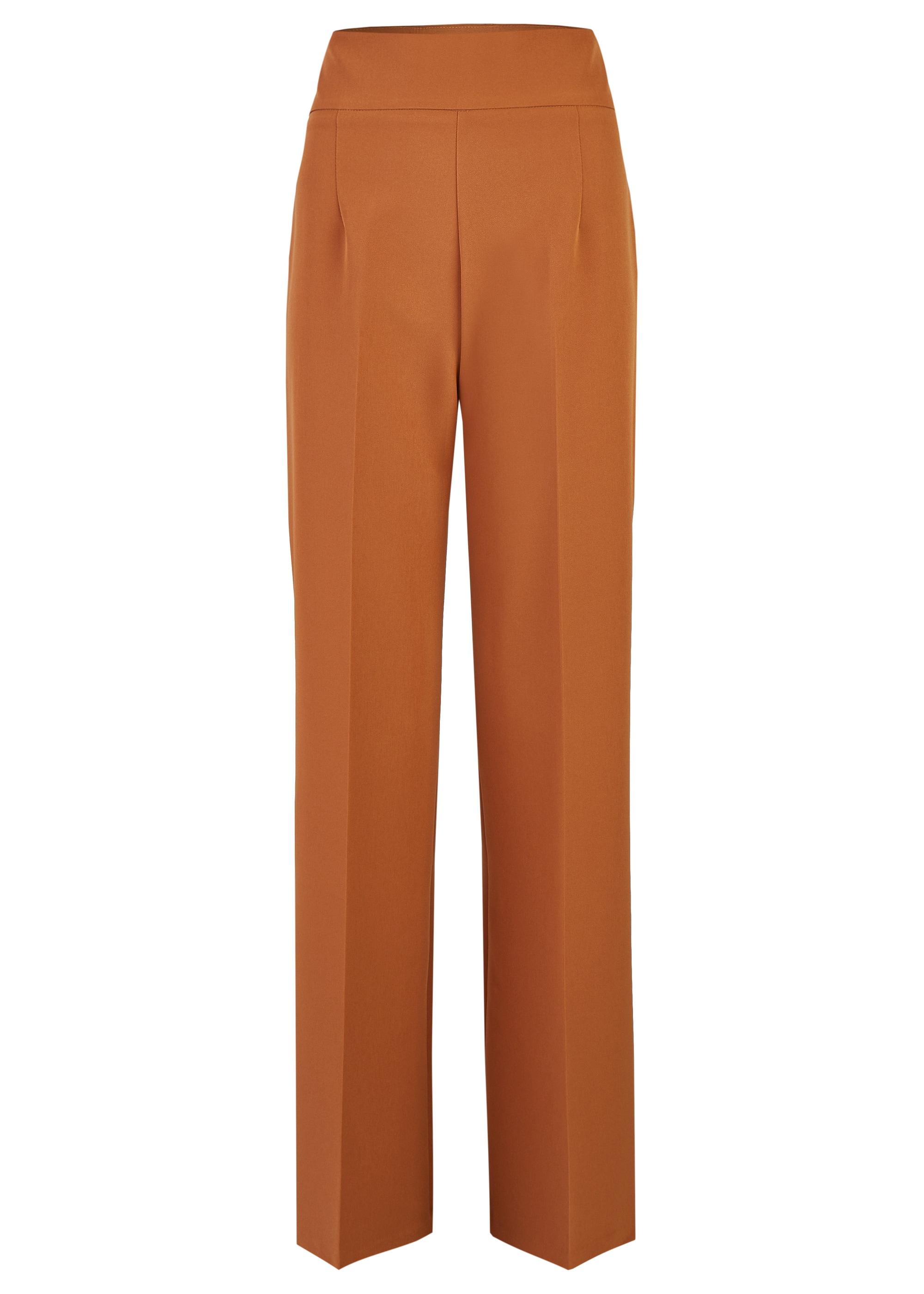 Nicowa Weite Hose mit unifarbenem Design - COREANA | Bekleidung > Hosen > Weite Hosen | Nicowa