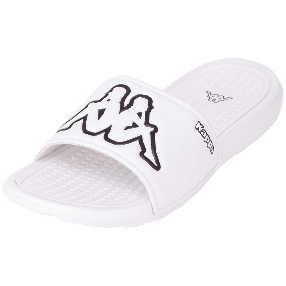 Kappa Badepantolette BARNEL | Schuhe > Clogs & Pantoletten > Pantoletten | Weiß | Kappa