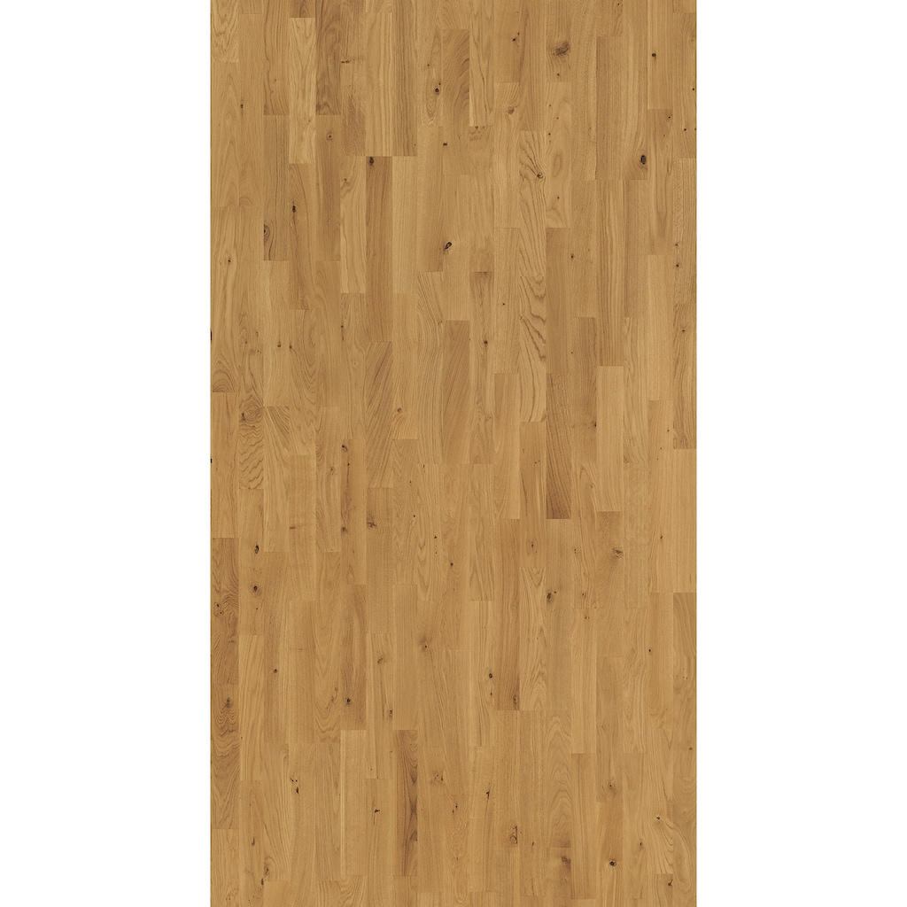 PARADOR Parkett »Eco Balance Living - Eiche astig, lackiert«, ohne Fuge, 2200 x 185 mm, Stärke: 13 mm, 3,66 m²