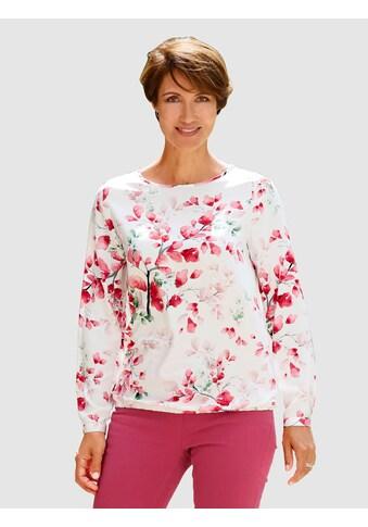 Paola Tunika, mit floralem Druck kaufen
