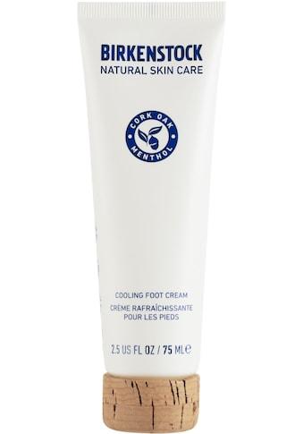 BIRKENSTOCK NATURAL SKIN CARE Fußpflegecreme »Cooling Foot Cream« kaufen