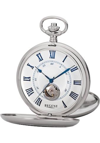 Regent Taschenuhr »P554« (Set, 2 tlg., inkl. Kette) kaufen