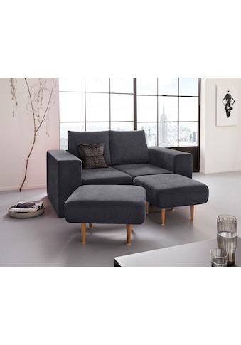 LOOKS by Wolfgang Joop 2-Sitzer »Looksv«, Verwandlungssofa: aus Sofa wird Sofa mit 2... kaufen