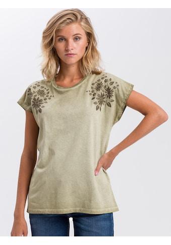 Cross Jeans® T-Shirt »55724«, Legeres Sommershirt kaufen