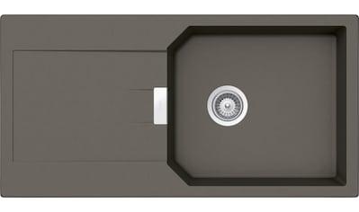Schock Granitspüle »Manhattan D-100L« kaufen