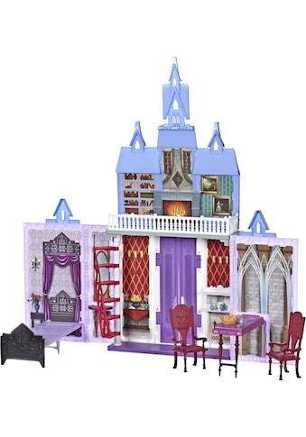 """Hasbro Puppenhaus """"Die Eiskönigin II, Arendelle Schloss für unterwegs"""" kaufen"""