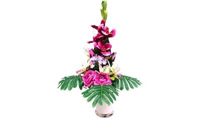 I.GE.A. Kunstpflanze »Gladiole« kaufen