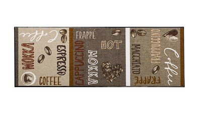 Fußmatte Preisstar coffee st waschbar kaufen