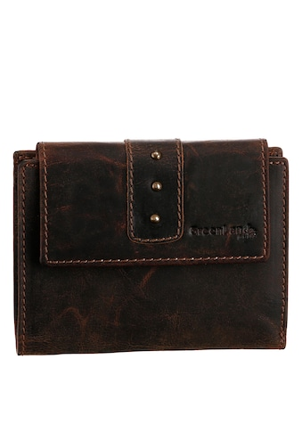 GreenLand Nature Geldbörse »Classic«, aus hochwertigem Leder mit praktischer Einteilung kaufen