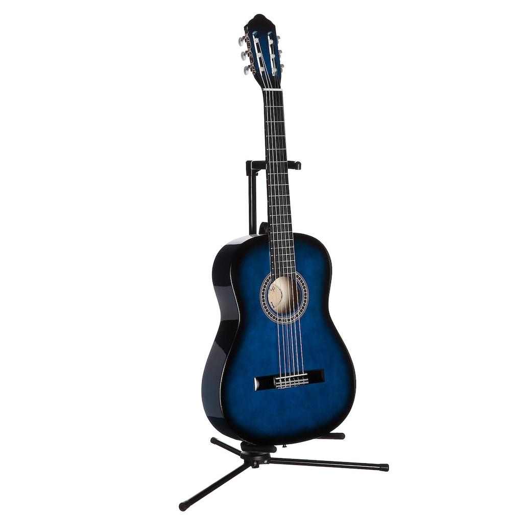 Gitarrenset »Konzertgitarre«, 1/4, inkl. Gitarrentasche und Gitarrengurt