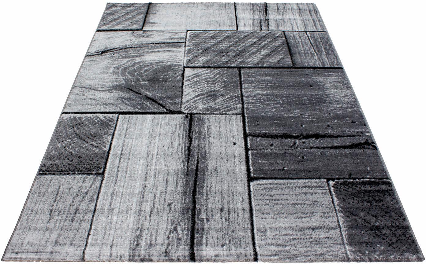 Teppich Parma 9260 Ayyildiz rechteckig Höhe 9 mm maschinell gewebt | Heimtextilien > Teppiche > Sonstige-Teppiche | Schwarz | Ayyildiz