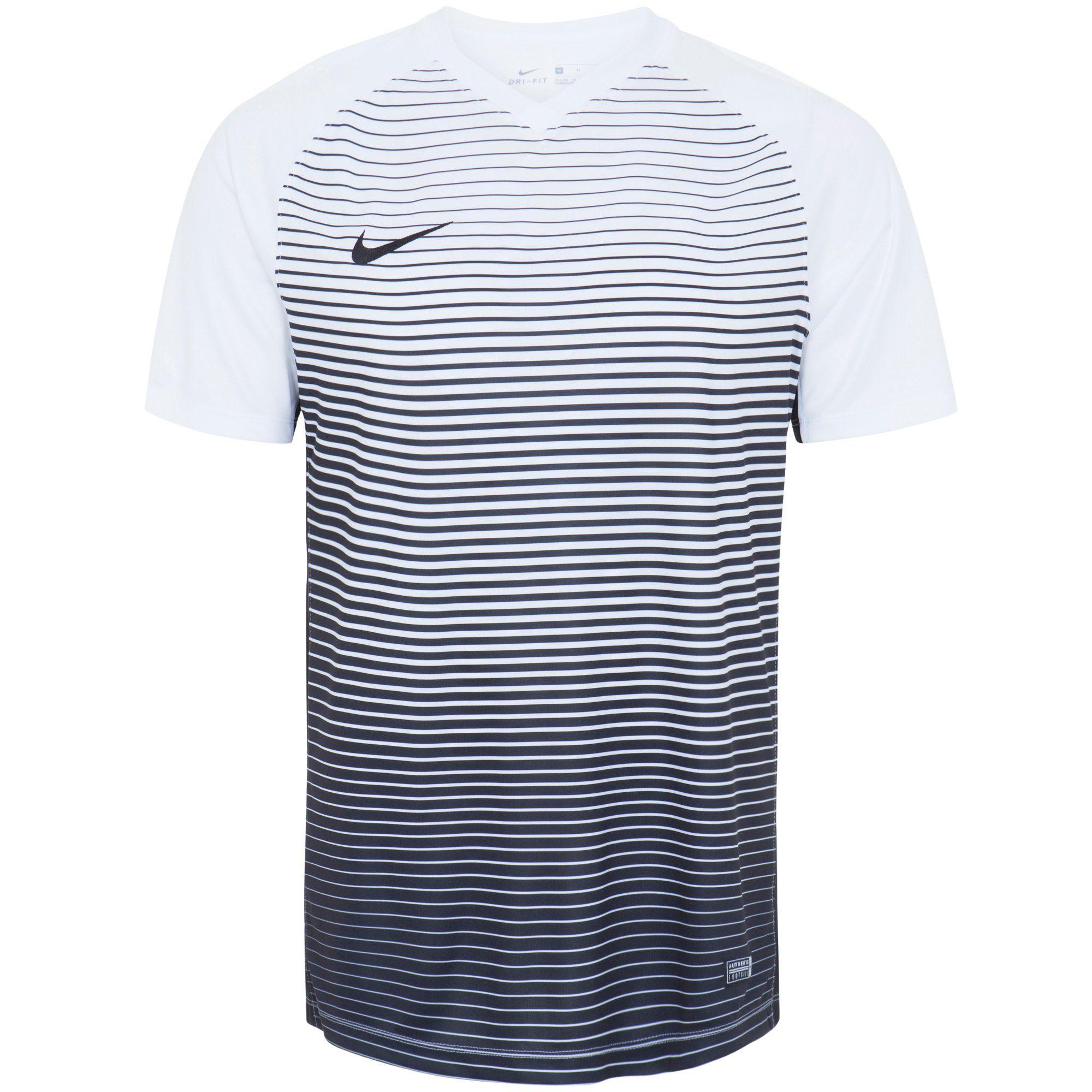 Nike Fußballtrikot »Precision Iv« | Sportbekleidung > Trikots | Weiß | Ab - Trikot | NIKE