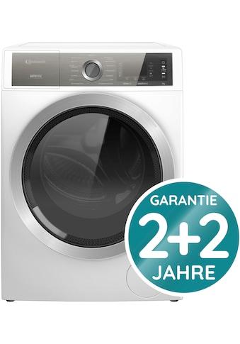 BAUKNECHT Waschmaschine »B8 W946WB DE«, B8 W946WB DE, 9 kg, 1400 U/min, 4 Jahre... kaufen