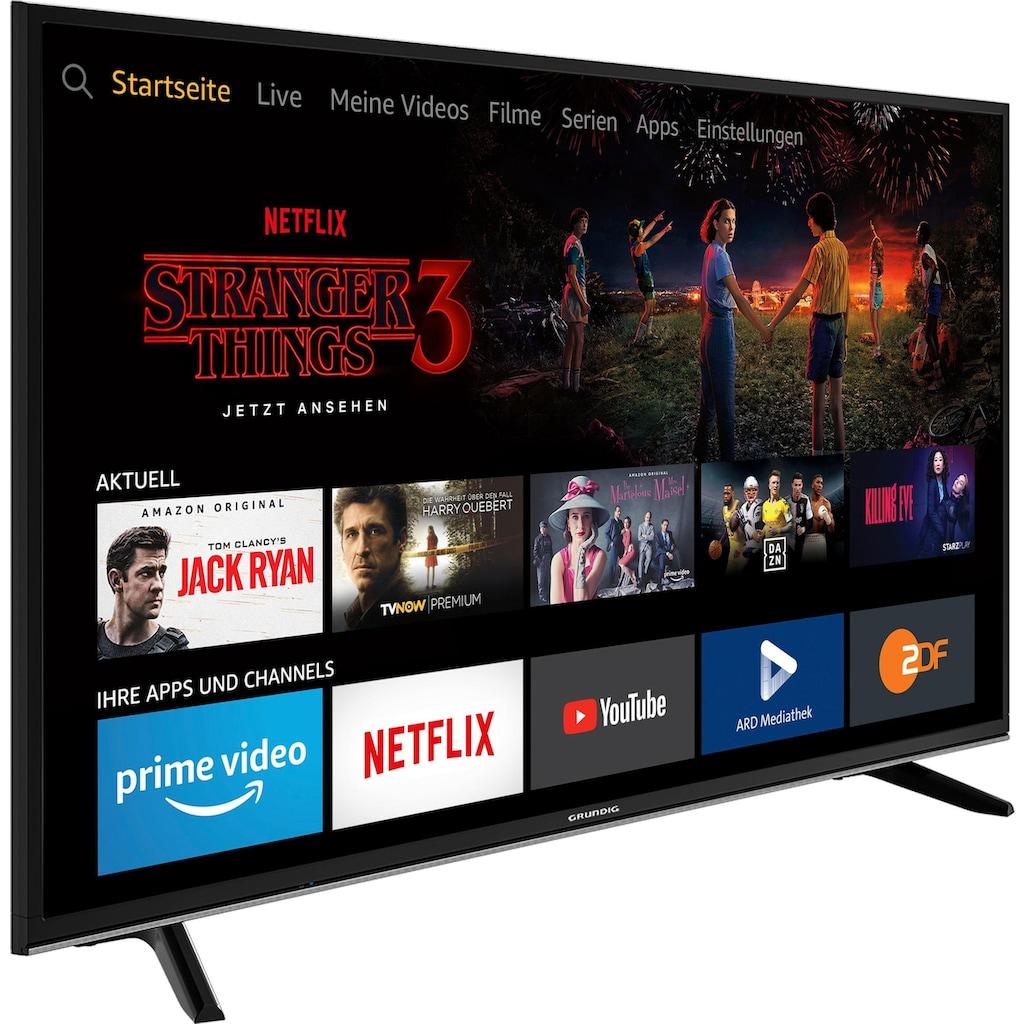 Grundig 49 VLX 7020 LED-Fernseher (123 cm / (49 Zoll), 4K Ultra HD, Smart-TV