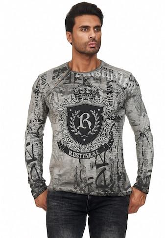 Rusty Neal Langarmshirt kaufen