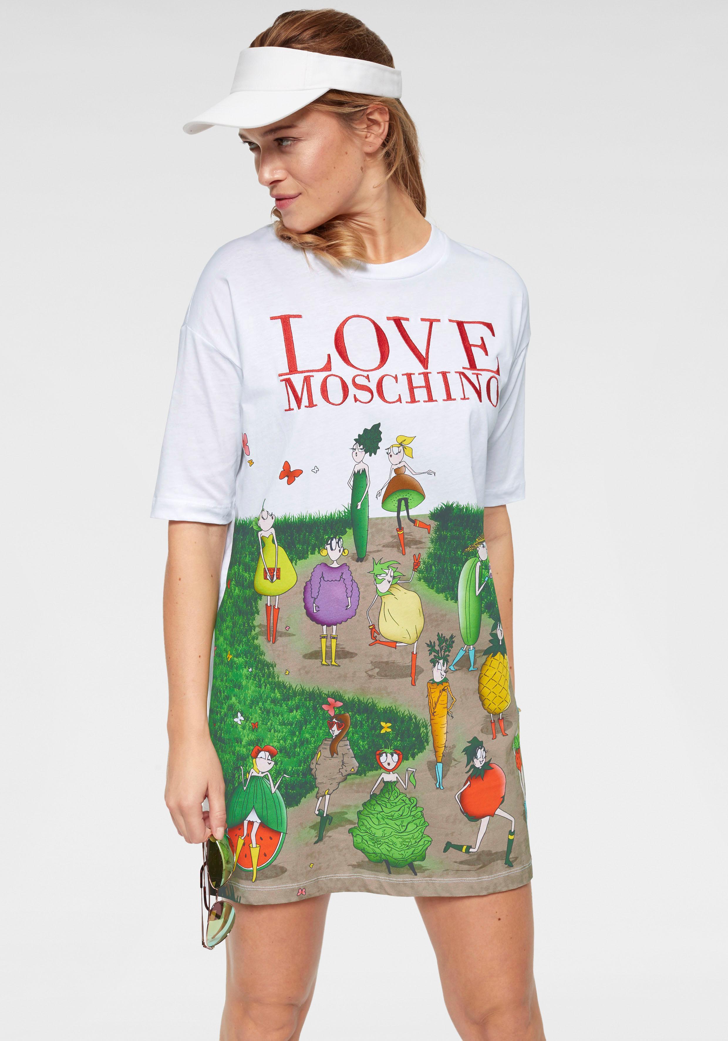 LOVE MOSCHINO Shirtkleid