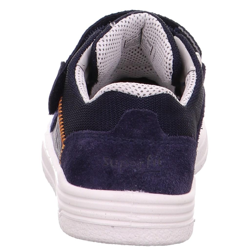 Superfit Sneaker »Earth WMS Weiten-Messsystem: mittel«, mit Gummiband