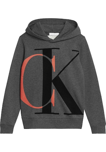 Calvin Klein Jeans Kapuzensweatshirt »EXPLODED MONOGRAM HOODIE« kaufen