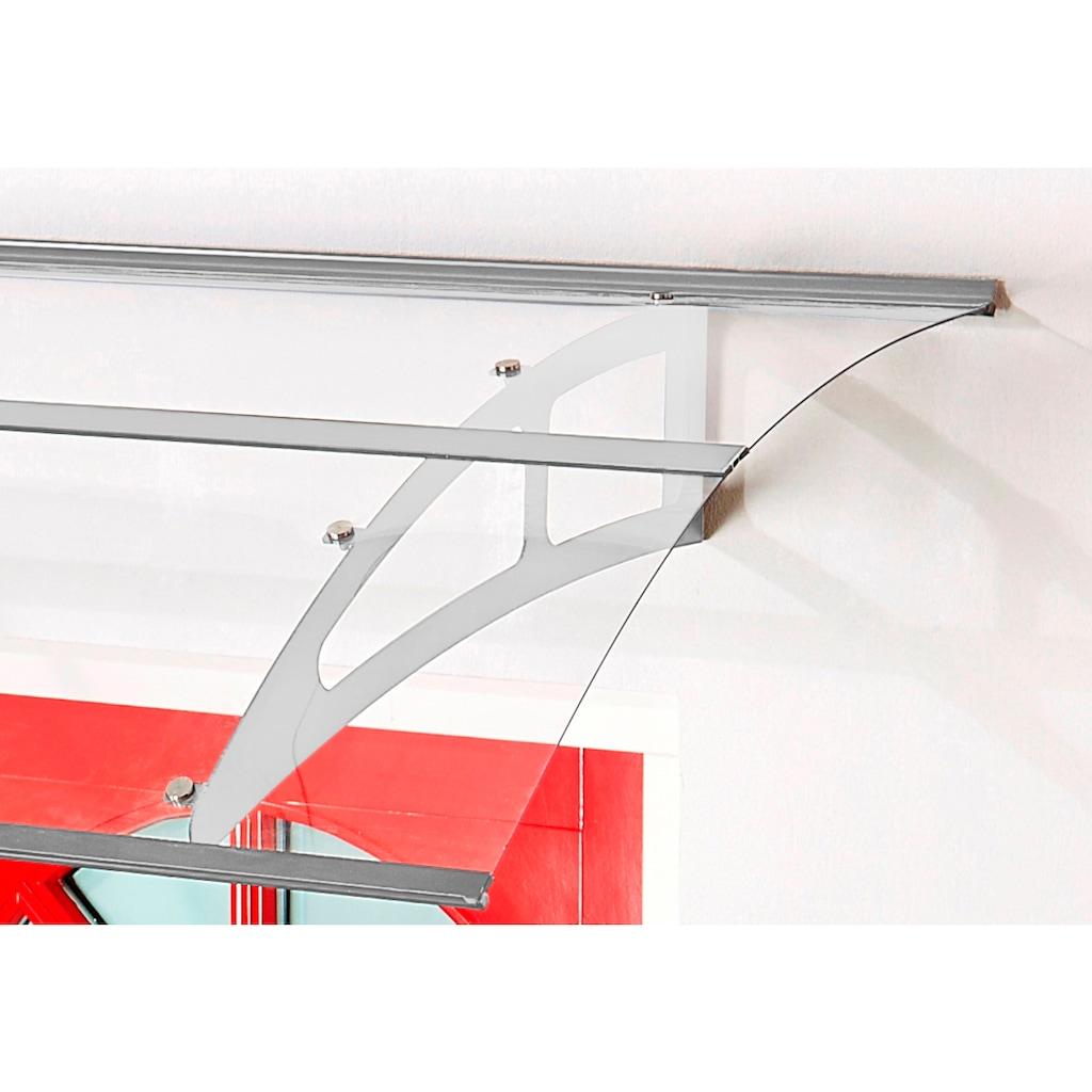 SUPERROOF Pultvordach »BERLIN 1500«, BxT: 150x92,5 cm