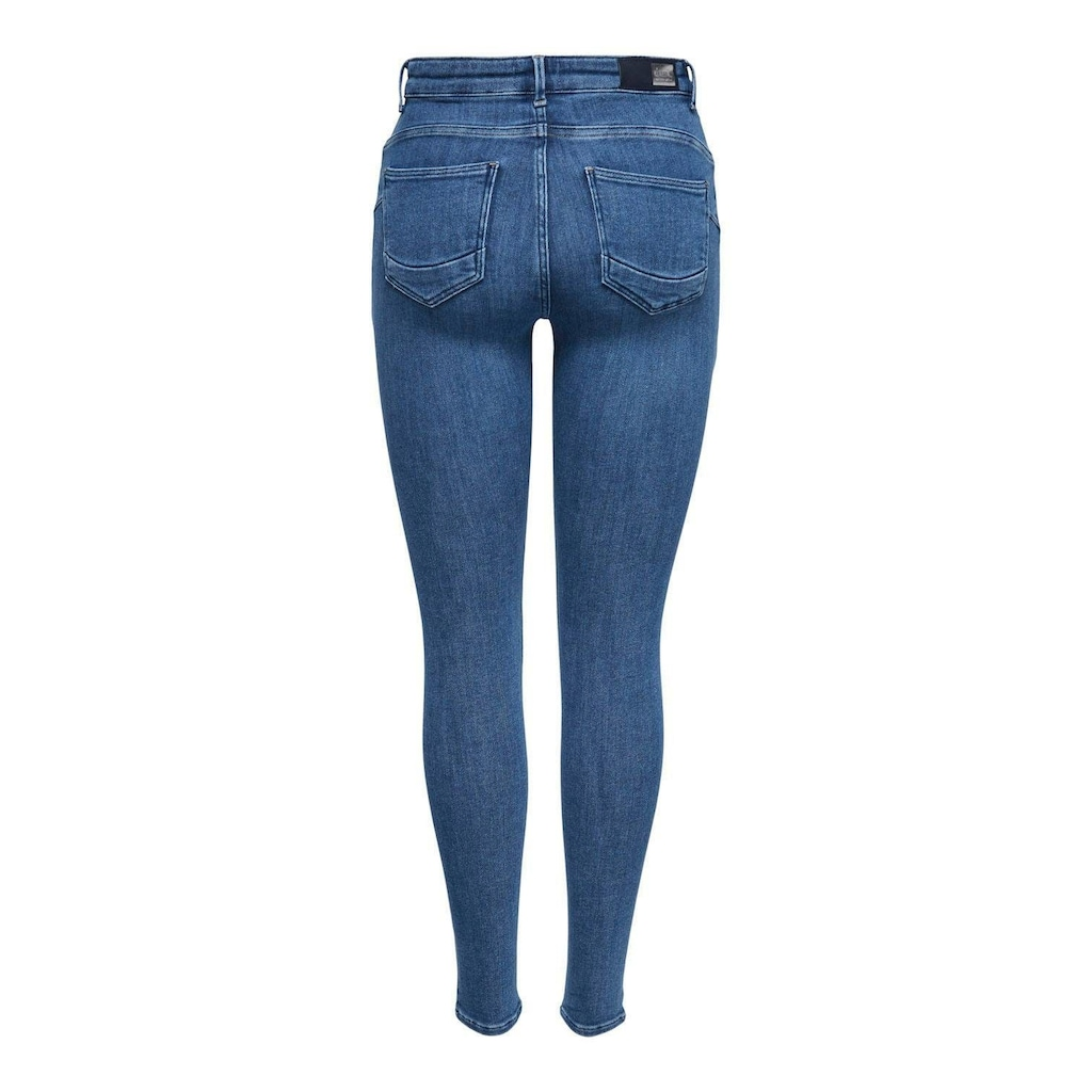 Only Skinny-fit-Jeans »POWER PUSH UP«, mit Push-up-Effekt