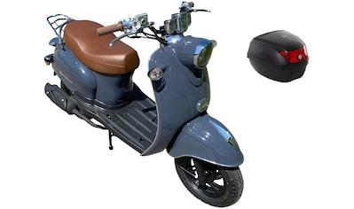 AGM MOTORS Mofaroller »GMX 460 Retro Classic«, 2,9 PS, inkl. Topcase kaufen