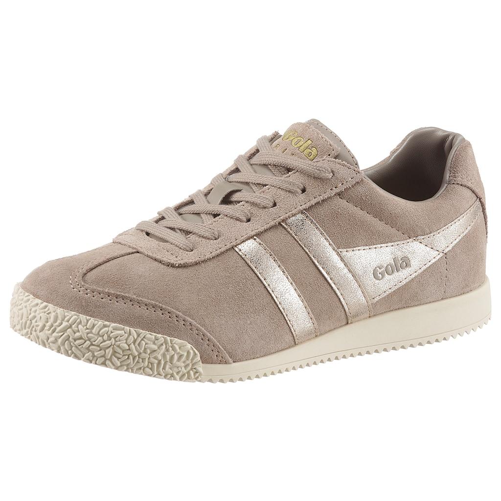 Gola Classic Sneaker »HARRIER MIRROR«, mit Metallic-Besatz