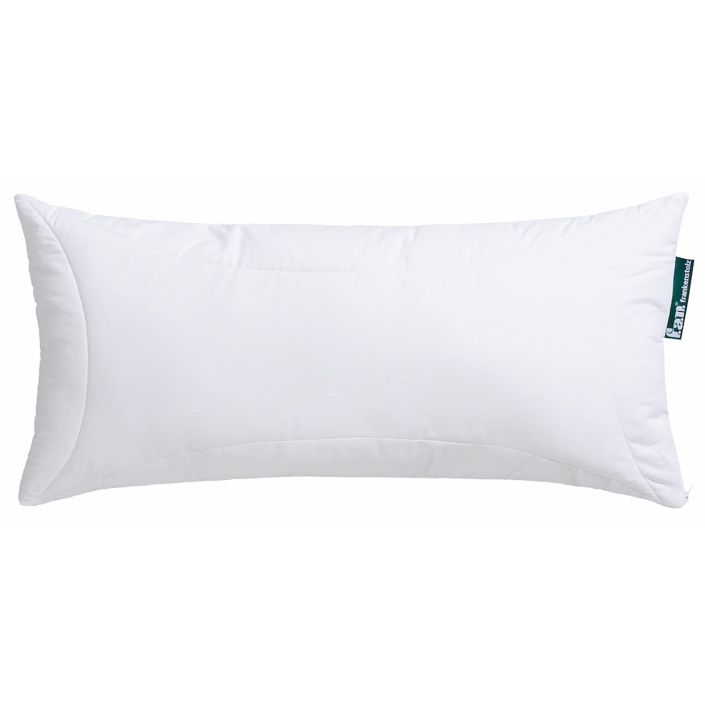 f.a.n. Schlafkomfort Kunstfaserkopfkissen »Wellness Line«, (1 St.), Für gutes Schlafen