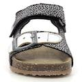 Kickers Sandale, mit Klettverschluss