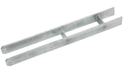 RAMSES H - Pfostenanker , 121x600 mm Stahl feuerverzinkt kaufen