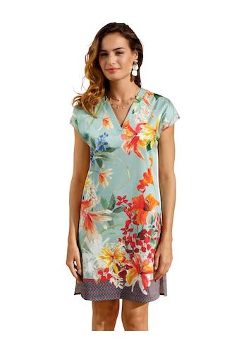 Amy Vermont Kleid mit floralem Druck kaufen