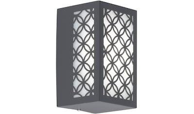 WOFI Außen-Wandleuchte »PADUA«, LED-Modul, Warmweiß kaufen