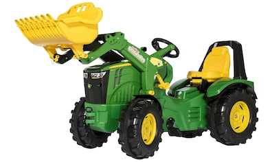 ROLLY TOYS Tretfahrzeug »Premium John Deere 8400R«, Kindertraktor mit Lader kaufen