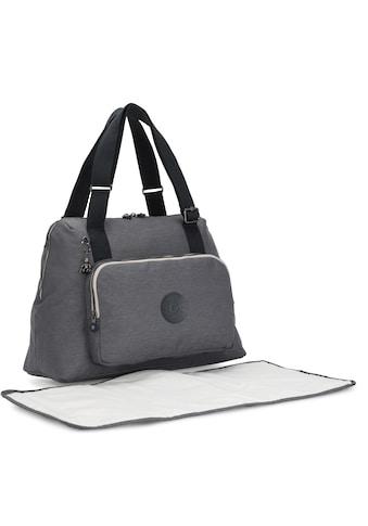 KIPLING Wickeltasche »Lenexa, Charcoal«, mit Wickelauflage kaufen